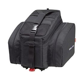 Rixen & Kaul Klickfix Rackpack 2 Plus voor Racktime zwart